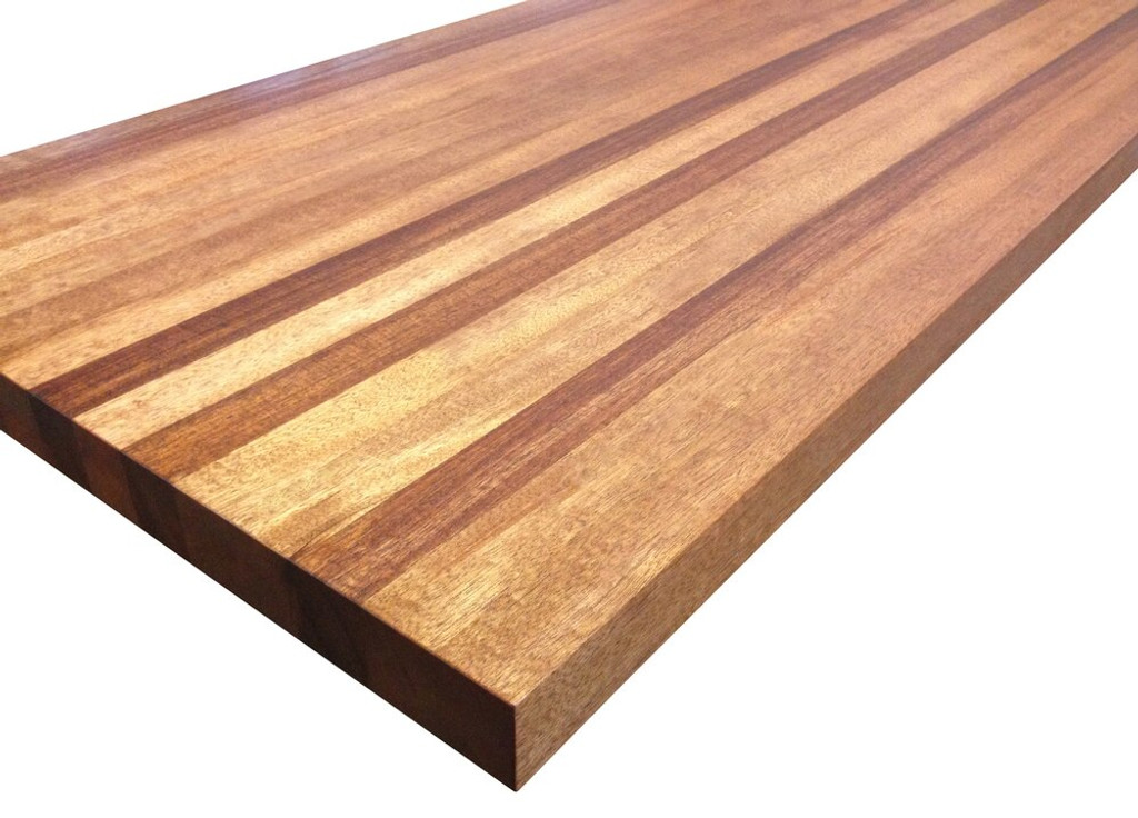 Custom Listing - Grobbels & Sons - African Mahogany Butcher Block Conference Table