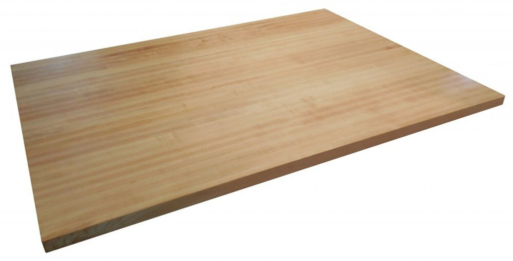 Custom Listing - Stacey Booth - Maple Butcher Block Island Countertop