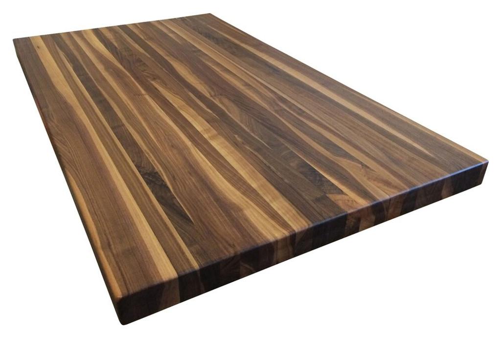 Custom Listing - Jeanette Dujmovich - Rustic Walnut Cutting Board