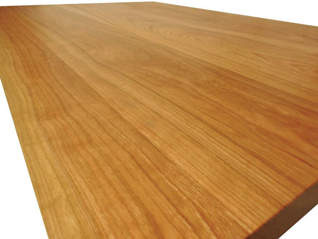 Custom Listing - Lindsay Brayden - Wide Plank Cherry Bookcase Tops