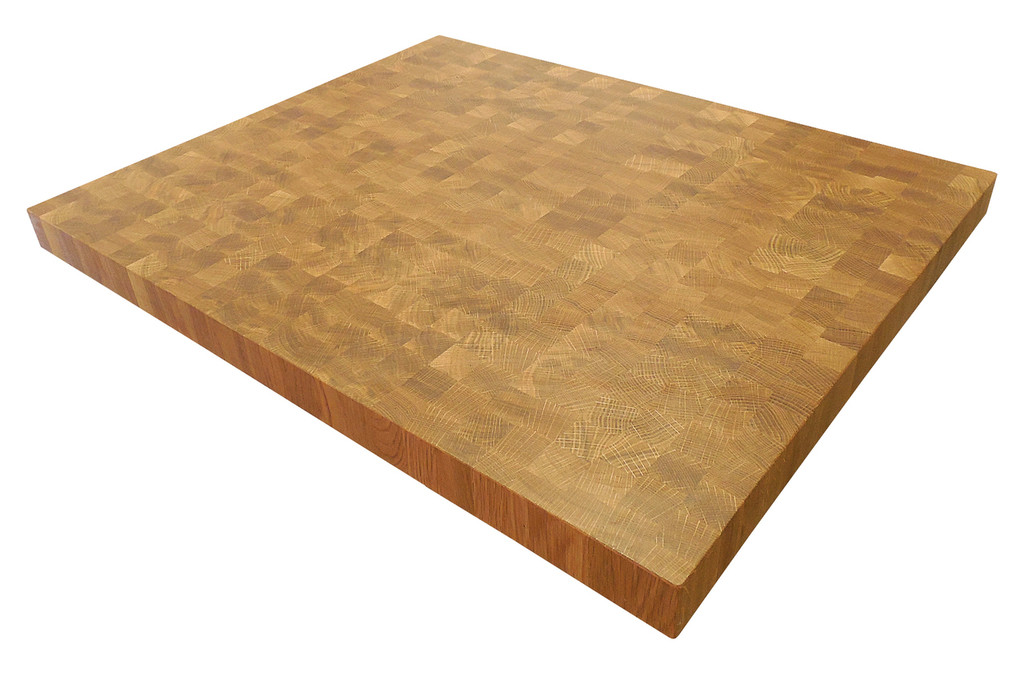 End Grain White Oak Butcher Block Countertop