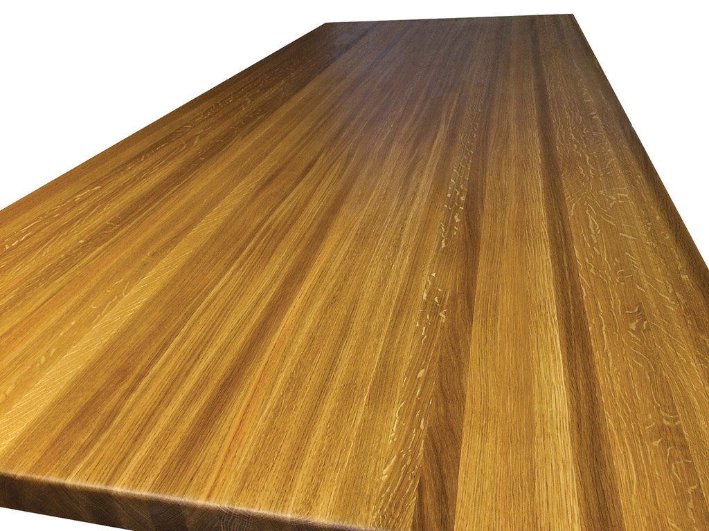 White Oak Cutting Board Countertop