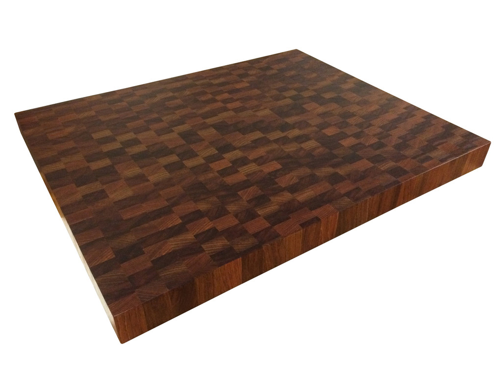 Brazilian Cherry (Jatoba) Butcher Block Countertop