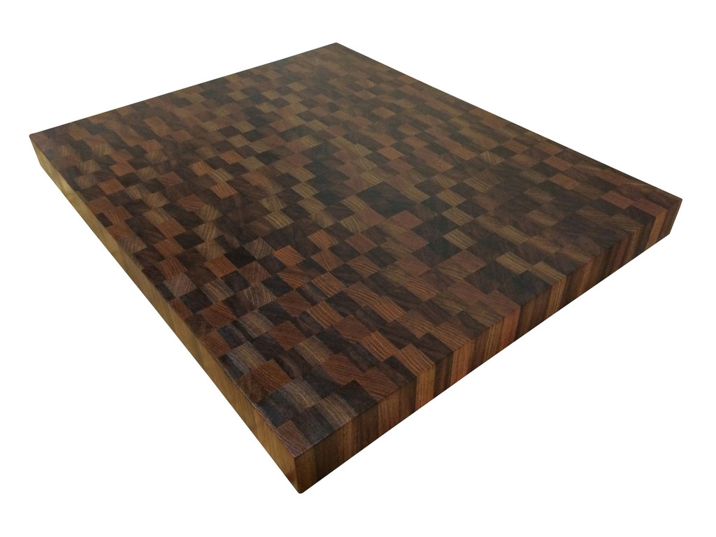 End Grain Jatoba Butcher Block