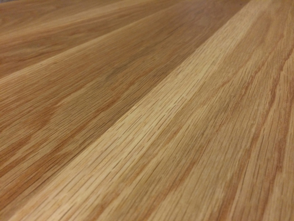 White Oak Close-up
