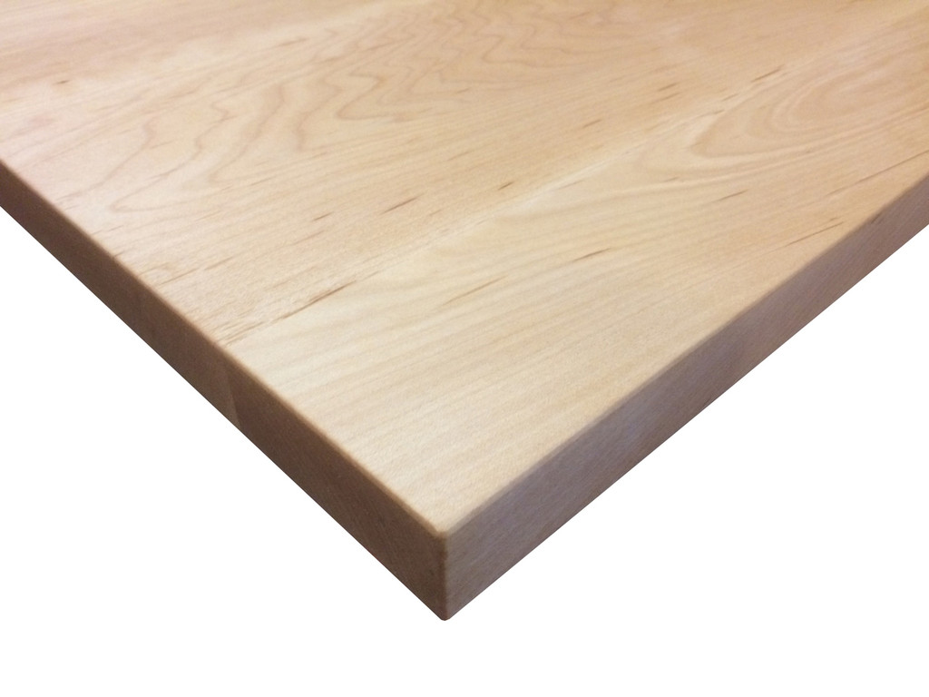 Hard Maple Plank Tabletop