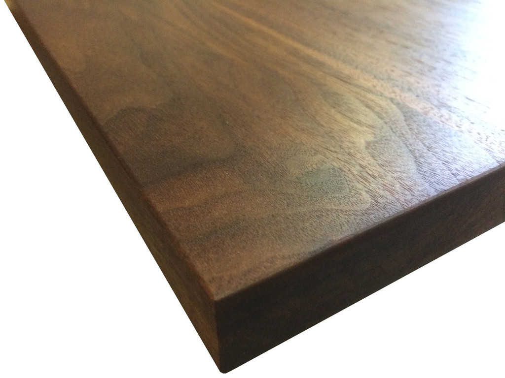 Walnut Tabletop Detail