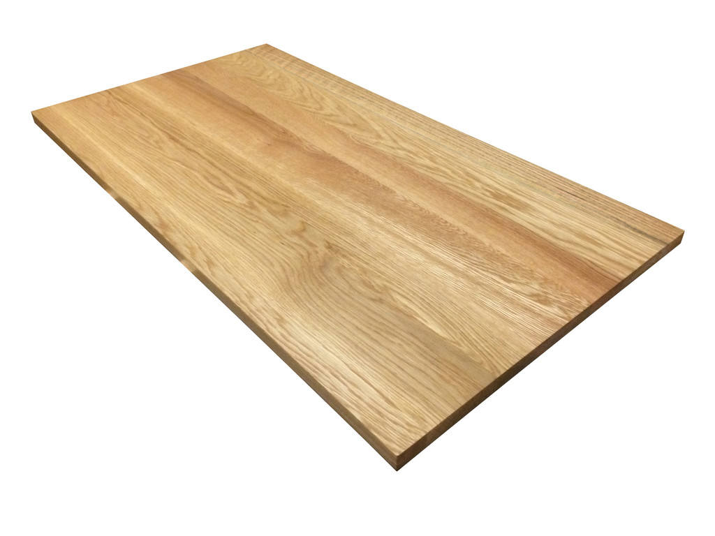 white oak tabletop customize order online rh armanifinewoodworking com oak table tops made to measure oak table top round