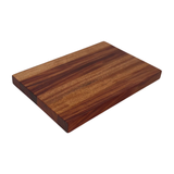 African Mahogany Butcher Block Cutting Board