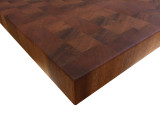 End Grain African Mahogany Butcher Block Countertop