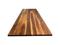 Plank Rustic Walnut Tabletop
