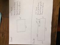 Custom Listing 11/27/2018 - Walnut Butcher Block Countertops - 50% Deposit
