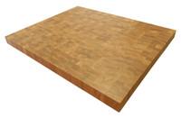 End Grain White Oak Butcher Block Countertop