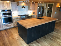 Calico Hickory Butcher Block Countertop - Customize & Order Online