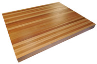 Edge Grain Hickory Butcher Block Countertop