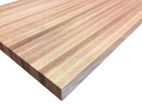 Edge Grain Red Oak Island Top by Armani Fine Woodworking
