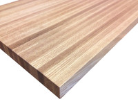 Edge Grain Red Oak Island Top by Armani Fine Woodworking
