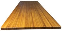 White Oak Edge Grain Countertop