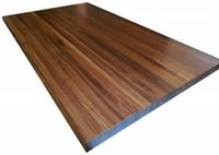 Edge Grain Walnut Butcher Block Countertop by Armani Fine Woodworking