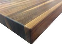 Walnut Tabletop by Armani Fine Woodworking
