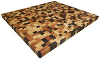 End Grain Countertop