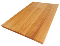 cherry Wide Plank Countertop