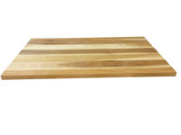 Hickory Wood Countertop