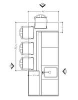 Custom Listing - Sheehan Kitchen - Rustic Walnut Molding Strip