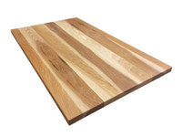 Custom Listing - Tami Smith - Arced Hickory Wide Plank Bartop