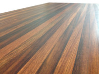 "Custom Listing - Lisa Parks - Brazilian Cherry Edge Grain Countertop (12 5/8"" x 25 1/4"" x 1 1/2"")"