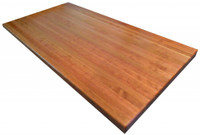 Custom Listing - Rebecca Maurer - Cherry Butcher Block Countertop (2)