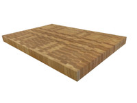 End Grain Red Oak Butcher Block