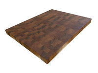End Grain African Mahogany Countertop