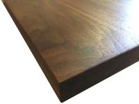 Walnut Tabletop Detail