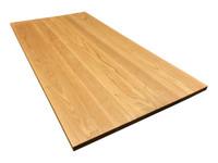 Red Oak Wood Tabletop