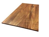 African Mahogany Wood Tabletop