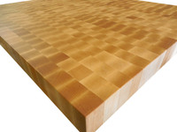 End Grain Maple Butcher Block Countertop