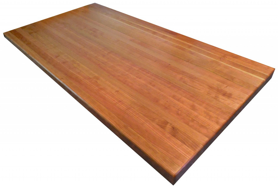 Cherry Butcher Block Countertop by Armani Fine Woodworking