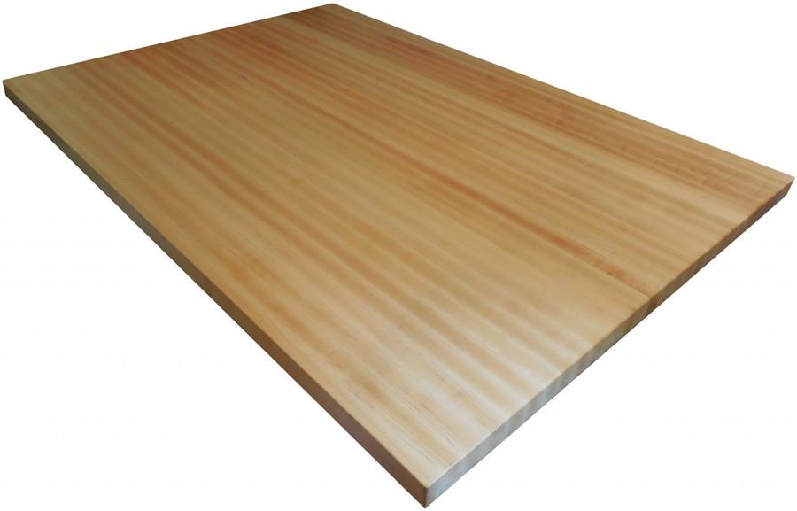 "Hard ""Rock"" Maple Butcher Block Countertop by Armani Fine Woodworking"