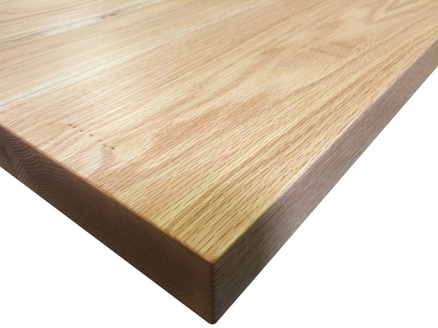 Red Oak Wood Countertop