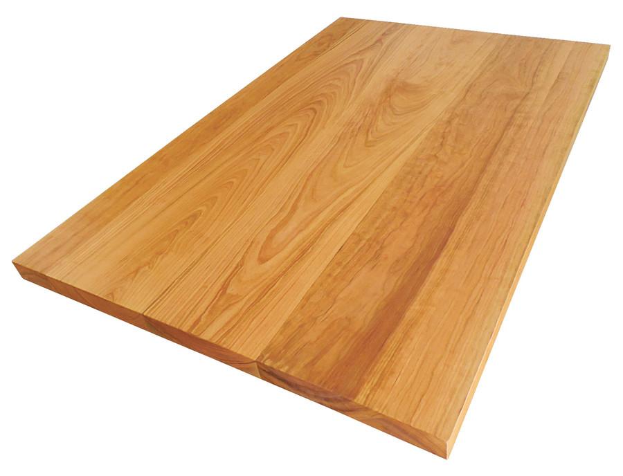 cherry Wide Plank Countertop