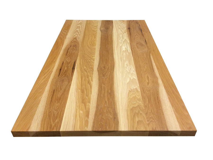 Wood Kitchen Top: Calico Hickory