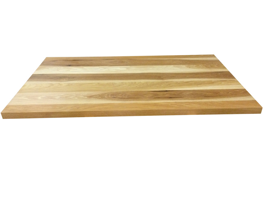 Hickory Wood Countertop