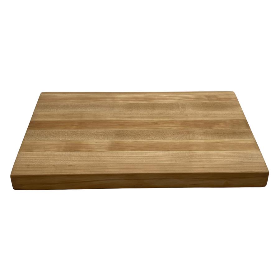 Rock Maple Butcher Block Cutting Board