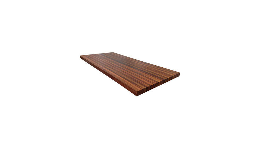 Brazilian Cherry Butcher Block Countertop - Customize & Order Online