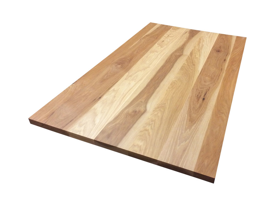 Wood Tabletop: Calico Hickory