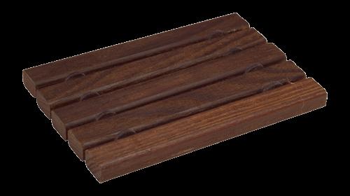 Waterproof Wood Soap Dish
