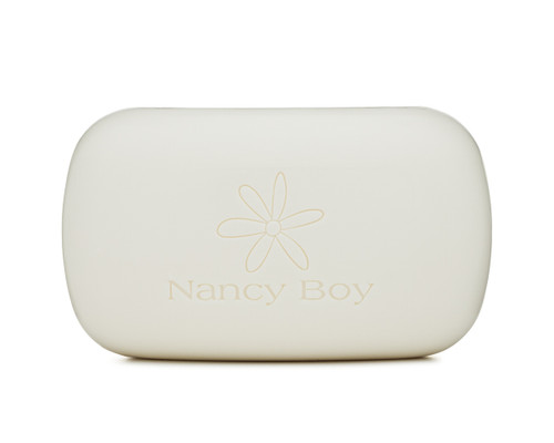 Natural bar soap by Nancy boy. Available in several essential oils-based scents