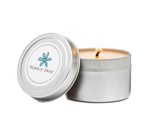 Candle in Tin