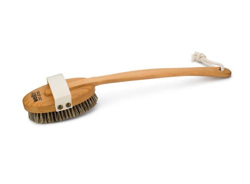 Handmade Long German Bath Brush